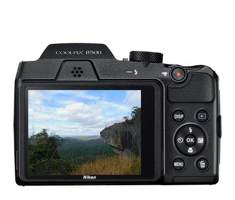 Nikon - COOLPIX B500 16.0-Megapixel Digital Camera - Black image 2