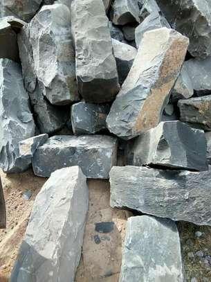 Machine cut stones image 2