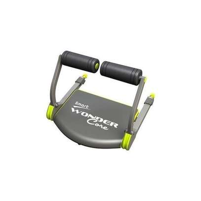 Wonder Core Smart 6 In 1 ABS Fitness Full Body Workout Machine- Muscle Toning And Cardio System image 2