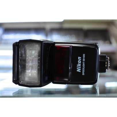 Nikon SB-600 Speedlight Flash image 1
