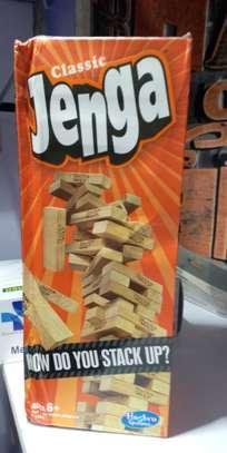 Classic Jenga Game image 1