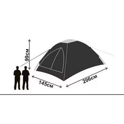 Bestway 2 Persons Camping Tent with a carry/hiking bag image 2