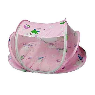 Baby Nest- Pink image 1