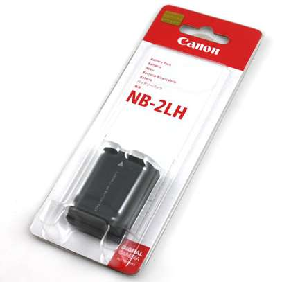 Canon NB-2LH Rechargeable Lithium-Ion Battery Pack image 4