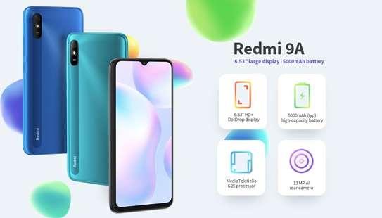 Redmi 9A, 6.53, 4G, 32GB+2GB RAM, 13MP Camera, 5000 MAh. image 1
