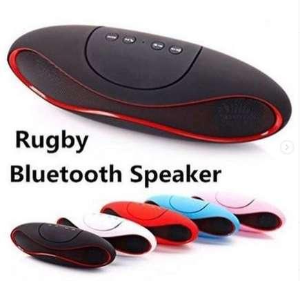 Rubgy Bluetooth Speaker image 1