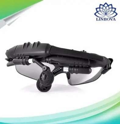 Bluetooth Sunglasses Anti-ray Stereo 4.1 Music Bluetooth image 2