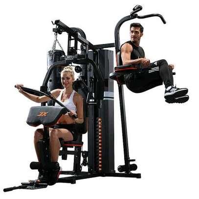 3 stations multi gym image 2