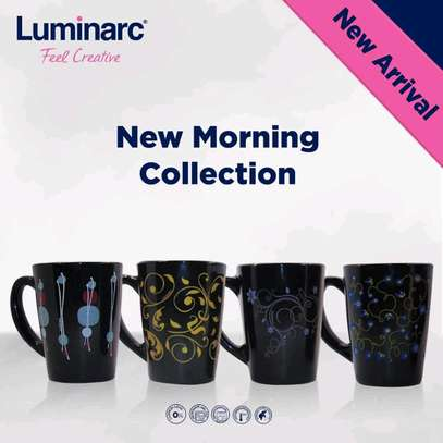 New morning Luminarc cups image 1