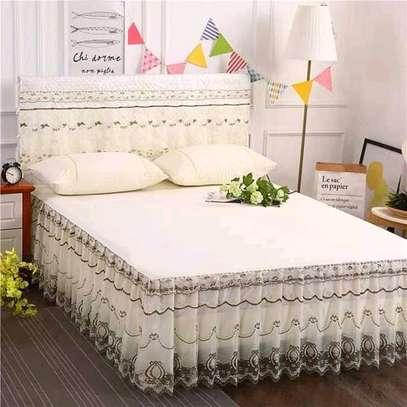 Ruffle bed skirts image 1