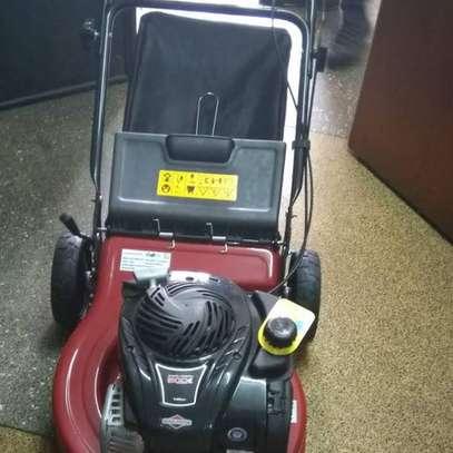 AICO lawn mower image 1