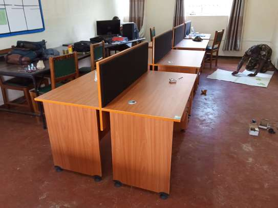 2 Way Office Desk Workstation