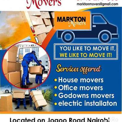 Markton movers