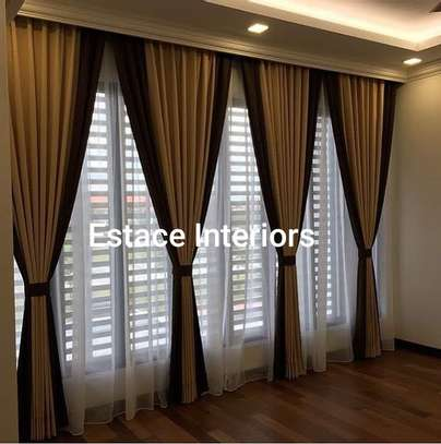beautiful CURTAINS AND SHEERS BEST FOR YOUR  ROOM image 2