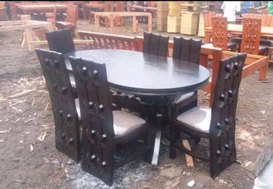 6seater dinning table