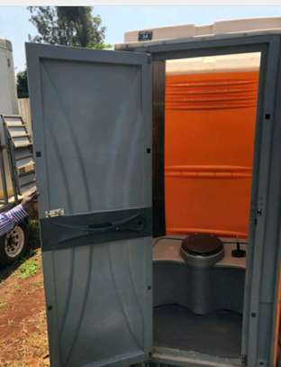 Portable Toilets Hire services