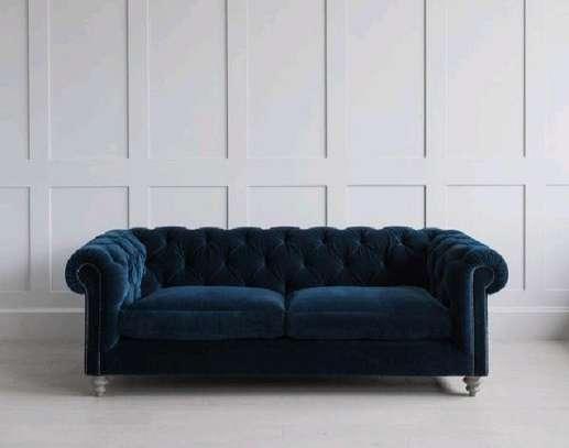 Chesterfield sofa/three seater sofa/three seater Chesterfield sofa image 1