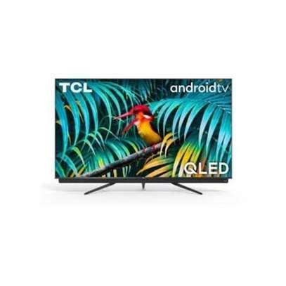 "TCL 55Q815 55"" Smart 4K QLED Android Framless TV-Black image 1"