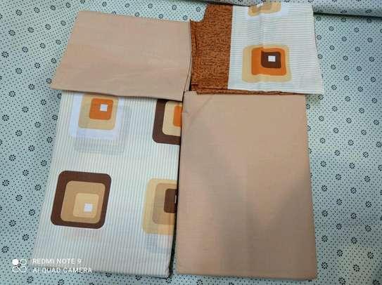Cotton mix match Bedsheets image 11