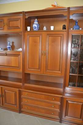 For Sale Antique Wall Cabinet Imported from Italy image 5