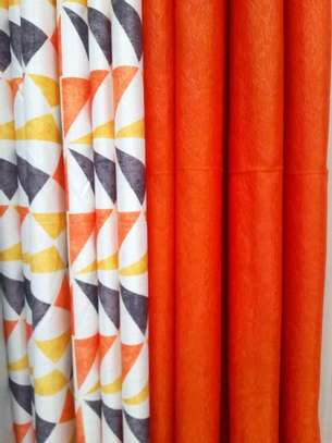 Curtains and Matching sheers image 2