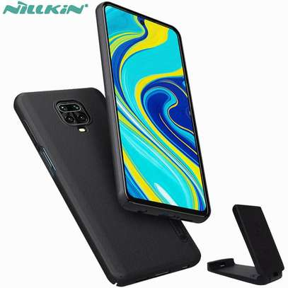 NILLKIN Super Frosted Shield Back Cover For Xiaomi Redmi Note 9 Note 9S Note 9 Pro image 2