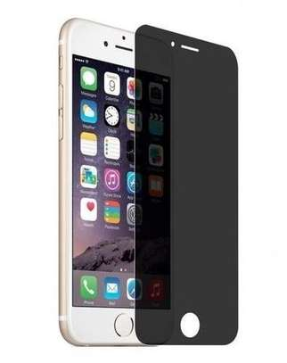 5D Full Glue Anti-spy Privacy Screen Protector For iPhone 6 /6S image 5