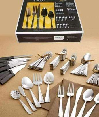 53pcs cutlery set image 1