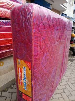 6 by 6 HD Quilted Mattresses(8 thick) in Mombasa. Free Delivery. image 1