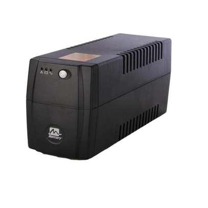 650 VA UPS - Black image 1
