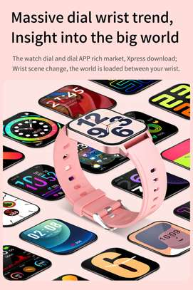 Smart Watch Ip68 Waterproof Fitness Tracker image 2