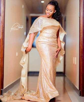 Evening dress,