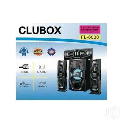 Clubox FL-6030 HI-FI Multimedia Speaker System image 1