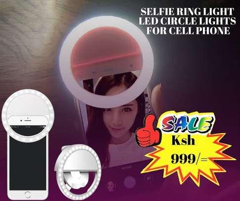 SELFIE RING LIHT image 1