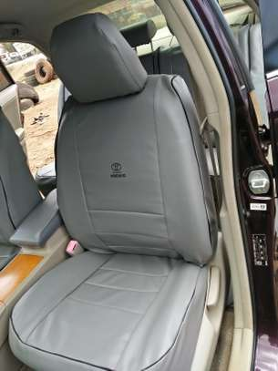 Puffy car seat covers image 3