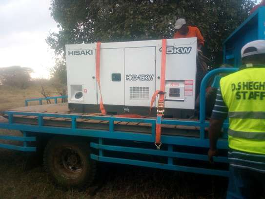 15Kw/18.75kva power Generator image 2