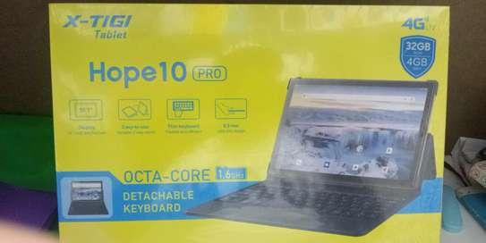 X-TIGI Hope 10pro tablet. 32gb+4gb image 1