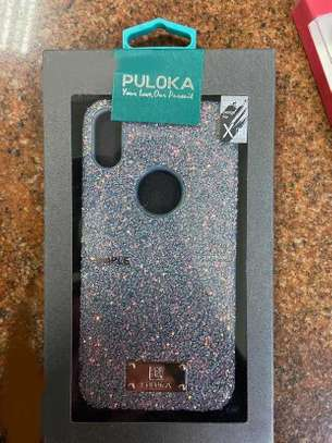 Puloka Sparkle Glittering Luxurious Cases for iPhone X/Xs,iPhone XR,iPhone XS Max image 5