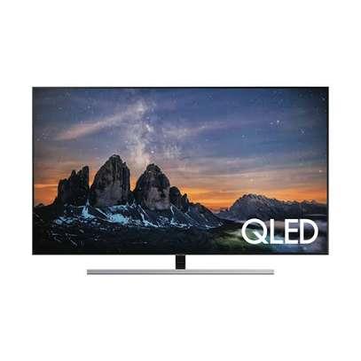 Samsung 65 Inch QLED QA65Q80RAKXKE TV, QPICTURE, QSTYLE, QSMART image 1