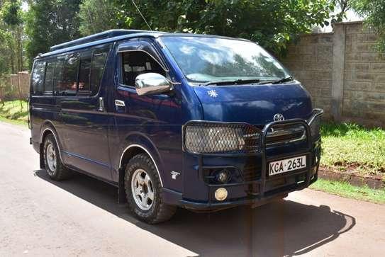 Toyota HiAce image 7
