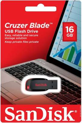 Sandisk Flash Disk Cruzer Blade - 16GB