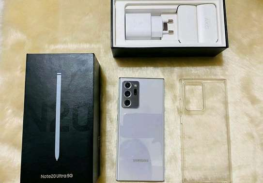 Samsung Galaxy Note 20 Ultra 5G ¤ 512 Gigabytes  And Wireless Charger image 2