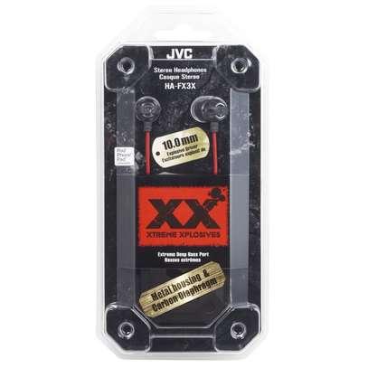 JVC HA-FX3X Xtreme Xplosives Earphones  image 2