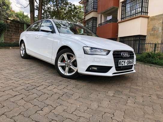Audi A4 2.0T 2013 image 6