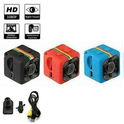 Sq11 Hidden DV DVR Camera Full HD 1080p Mini Car Dash Cam IR Night Vision image 1