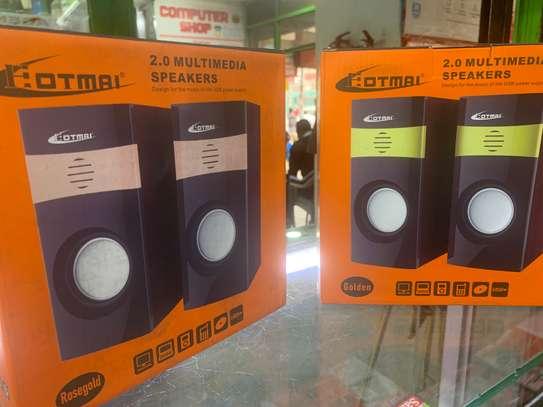 USB speakers image 2