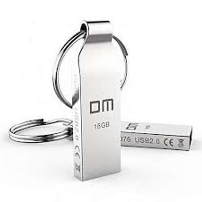USB Flash Disk Smart - 16GB - Silver