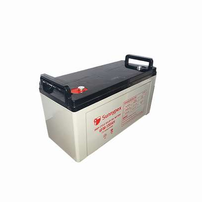 100ah Sunnypex Solar Gel Battery image 1