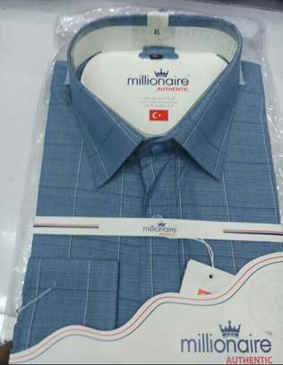 Checked Slim Fit Shirts