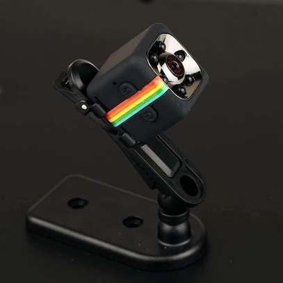 SQ11 Mini Camera HD 1080P 360° Video DV DVR Cam Night Vision + 32GB TF Card US image 1